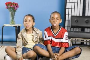 Improving child behavior