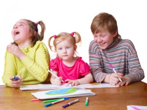 inspiring children with wisdom