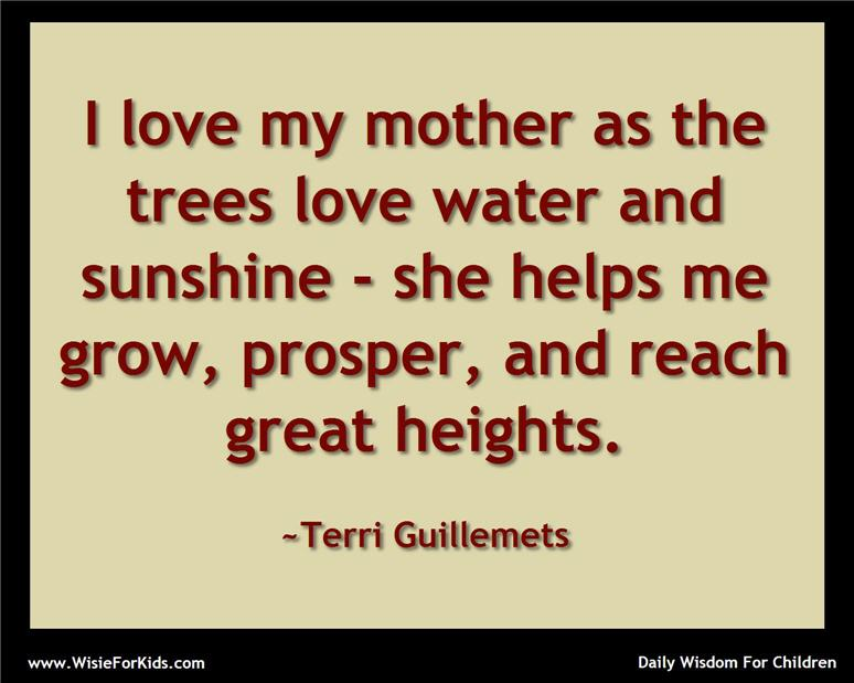 Quotes About Love Mother : One good mother is worth a hundred schoolmasters. ~ George Herbert