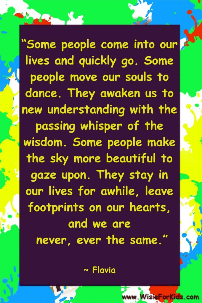 Wisdom For Kids